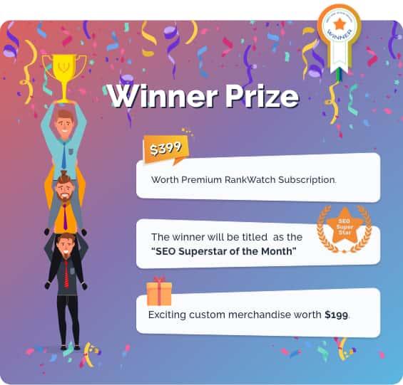 winner prize